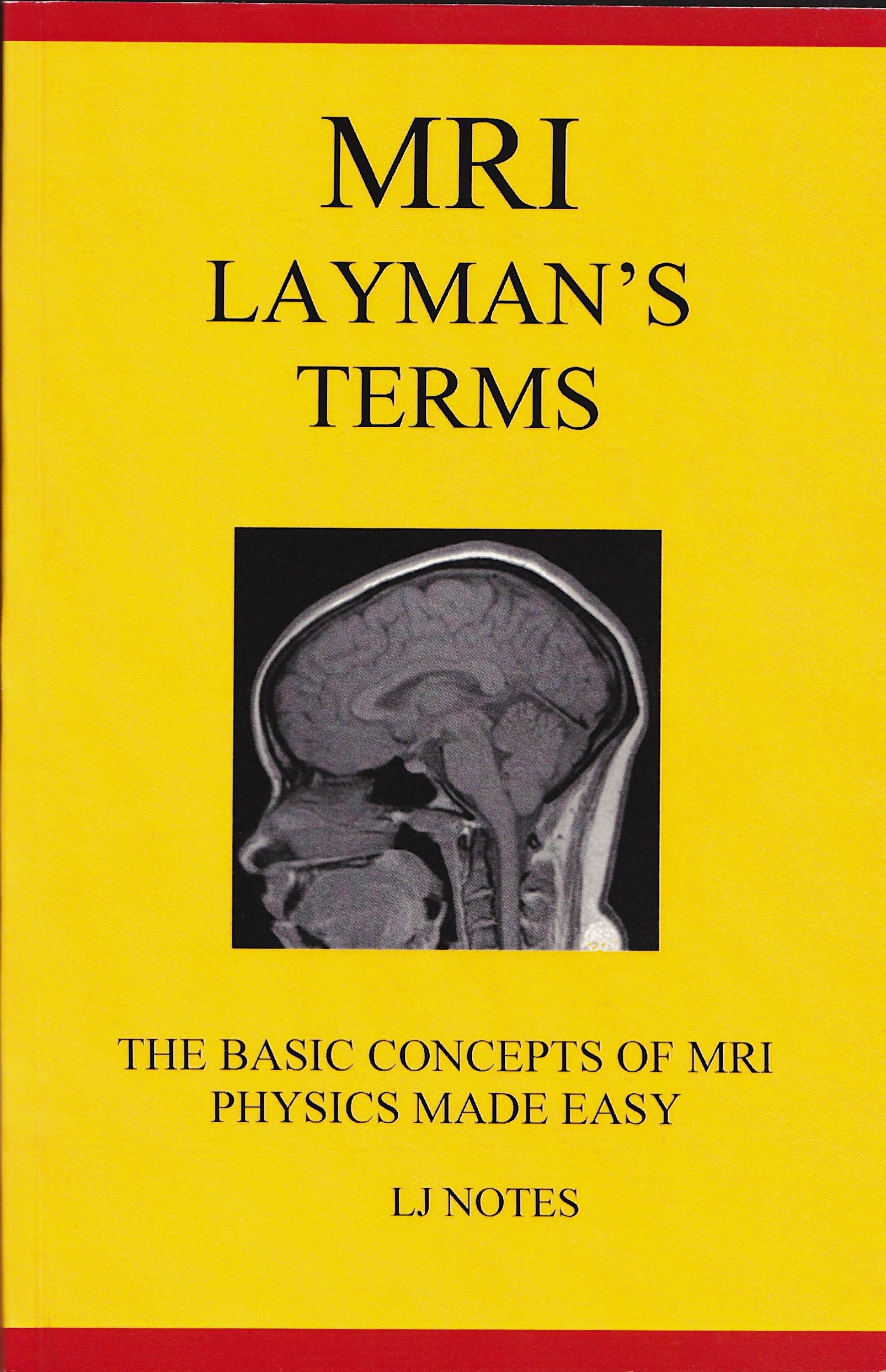 Mri Made Easy Book